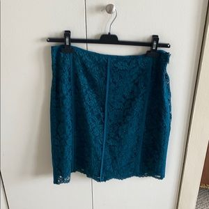 Tory Burch Lace Skirt
